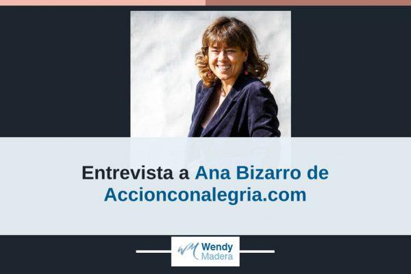 Entrevista a Ana Bizarro diseñadora de emociones